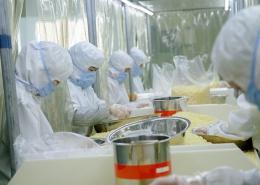 丁基胶塞生产过程